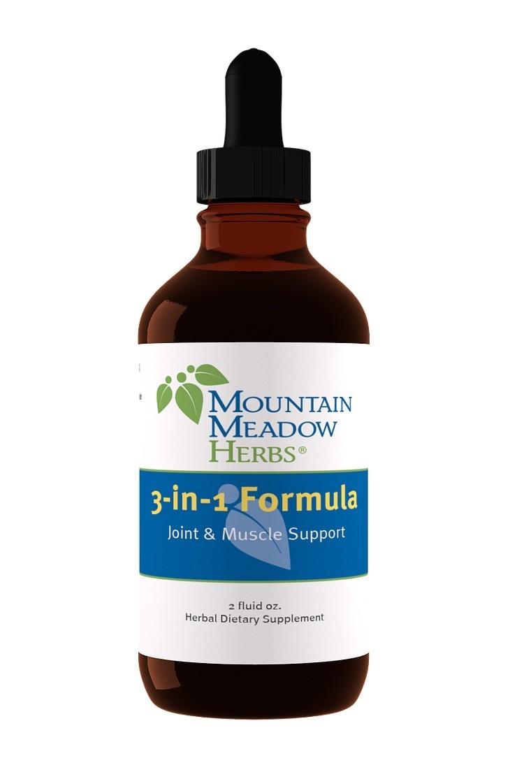 3 in 1 Liquid Herbal Extract (120ml)