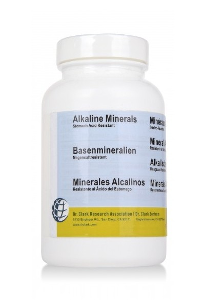 Alkaline Minerals 880mg (100 Capsules)