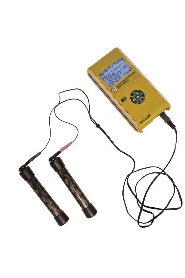 Carbon Handheld Electrodes (Pair)