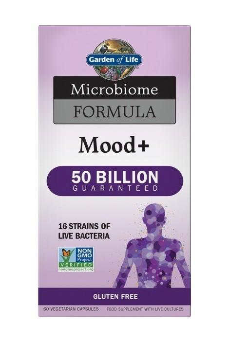 Microbiome Formula Mood + (60 Capsules)