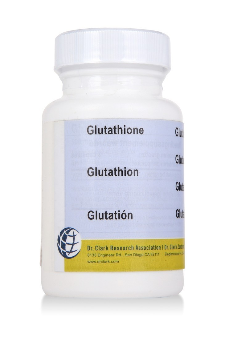 Glutathione 500mg (30 Capsules)
