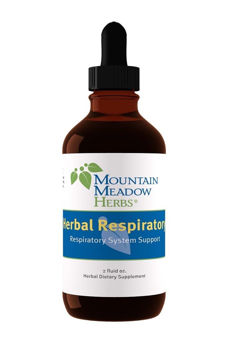 Herbal Respiratory Support (120ml)