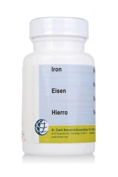 Iron 10mg (50 Capsules)