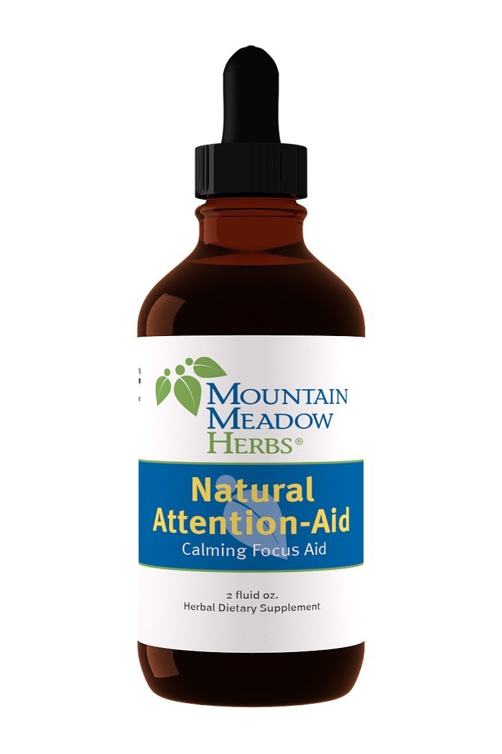 Natural Herbal Attention (120ml)