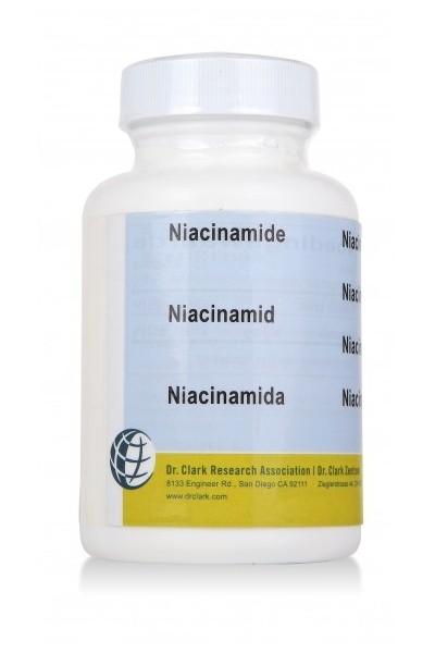 Vitamin B3 (Niacinamide) 500mg (100)
