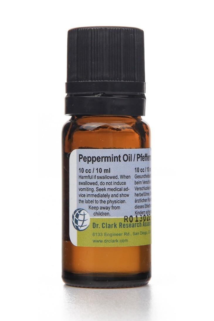 Peppermint Oil (10ml)