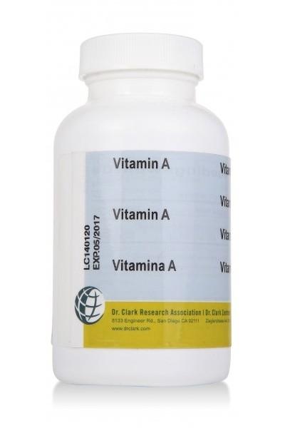 Vitamin A 4000 IU (250 Softgels)