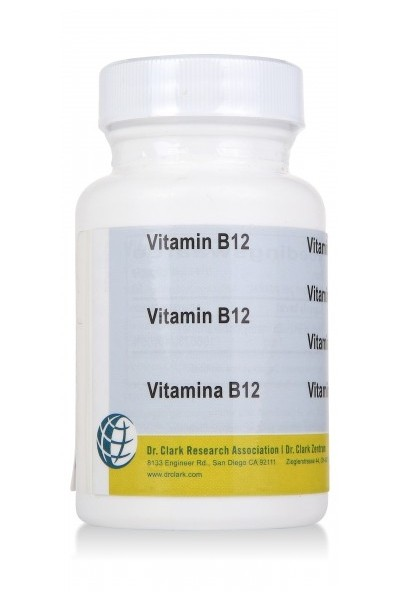 Vitamin B12 (Cobalamin) 1mg (50)