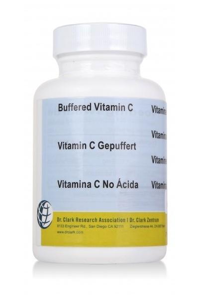 Vitamin C Buffered 558mg (100 Caps)