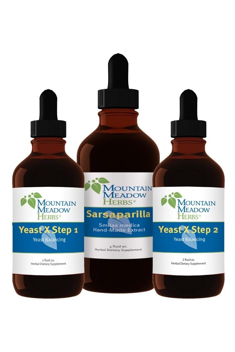Yeast X Pack (Yeast I, II, Sarsaparilla)