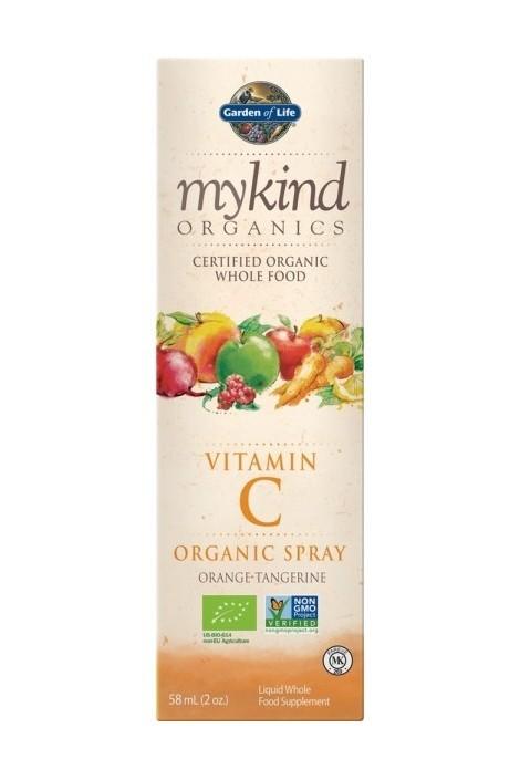 mykind Organics Vitamin C Spray (Orange) (NL-BIO-01)